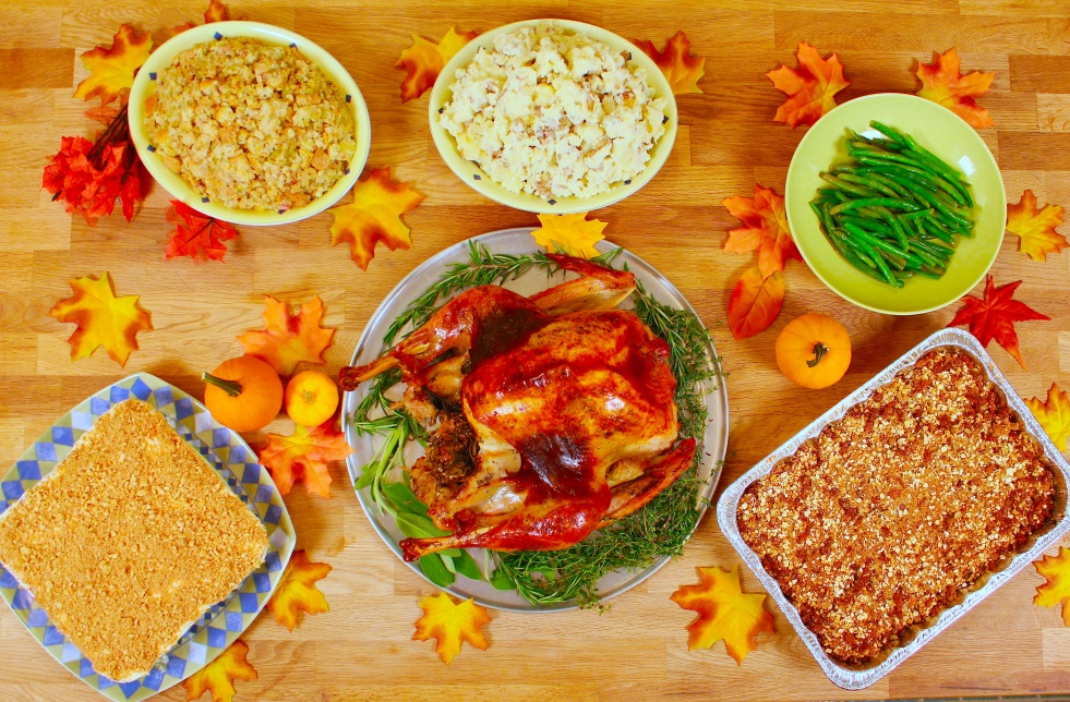 Yes, you can prepare Thanksgiving like a pro!