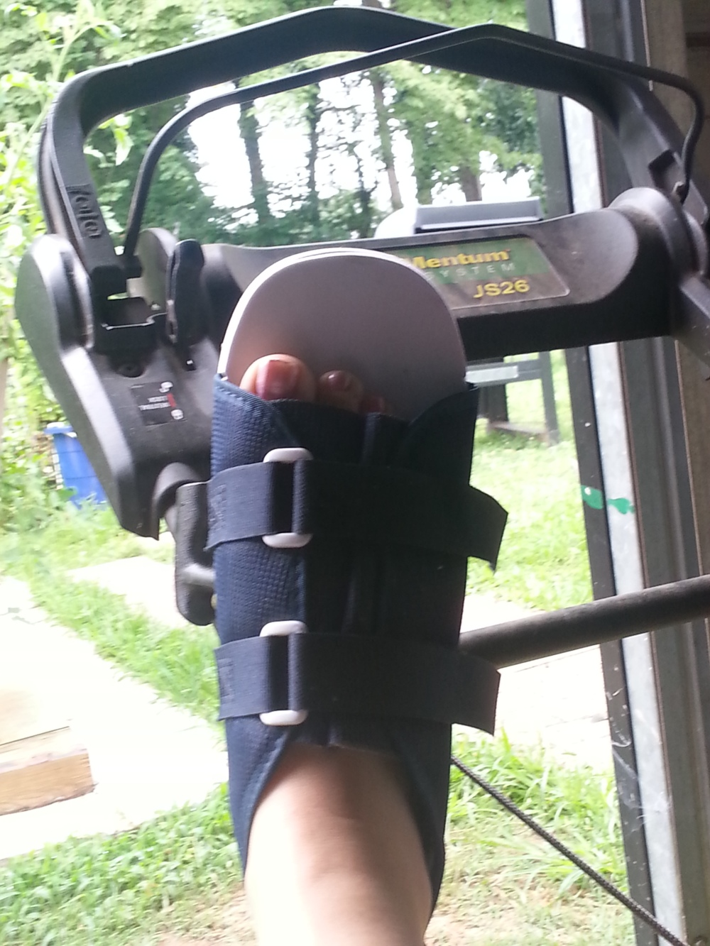 """""""I'm too sexy for this boot.."""""""